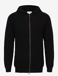 Man Hood - sweats à capuche - black