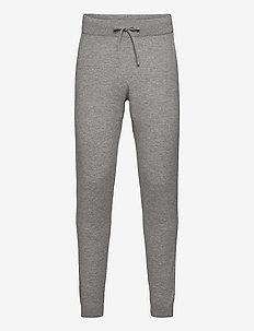 Man Pants Pockets - joggings - light grey