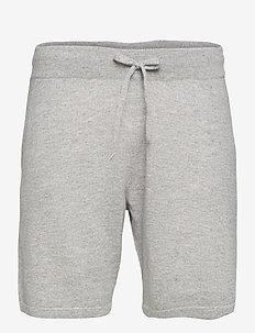 Man Shorts - casual shorts - light grey