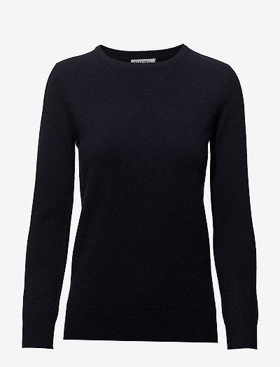 Basic sweater - trøjer - navy