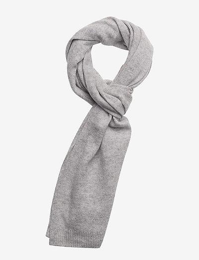 Rectangular Scarf - accessories - light grey