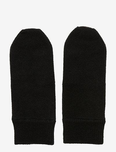 Mittens - accessoires - black