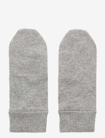 Mittens - accessories - light grey