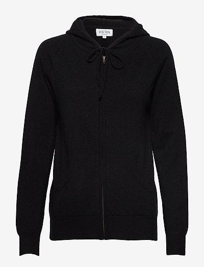 Hoodie - sweatshirts en hoodies - black