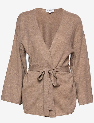 Kimono - cardigans - mink