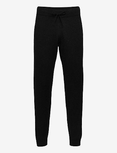 Man Pants Pockets - kleidung - black