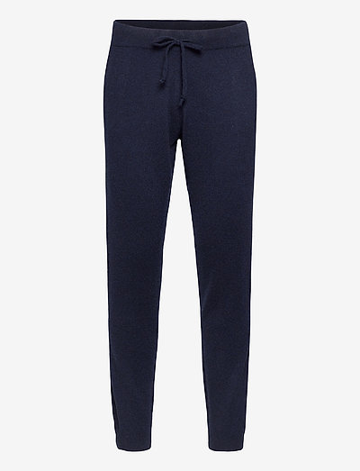 Man Pants Pockets - kleidung - navy