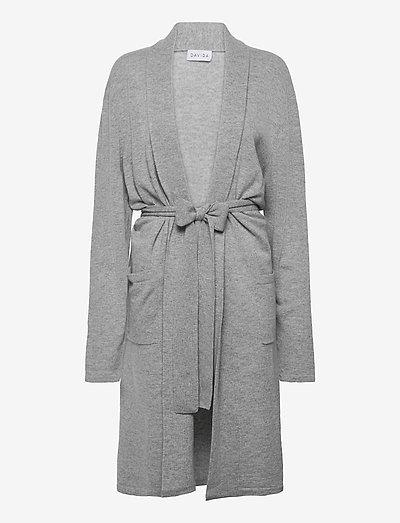 Man Robe - nachtwäsche - light grey