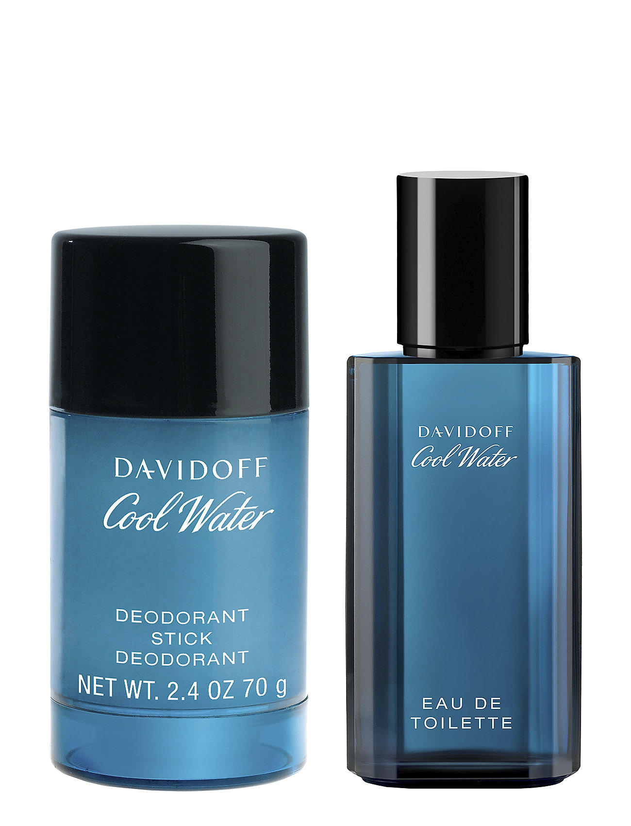 Davidoff COOL WATER MAN EDT 40ML/DEO STICK 75ML - NO COLOR