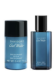 COOL WATER MAN EDT 40ML/DEO STICK 75ML