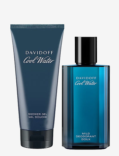 COOL WATER MAN DEO SPRAY 75ML/SHOWER GEL 150ML - NO COLOR