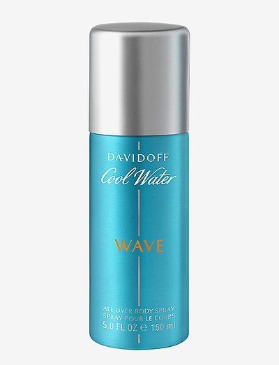 COOL WATER MAN WAVE DEO NATURAL SPRAY - deospray - no color