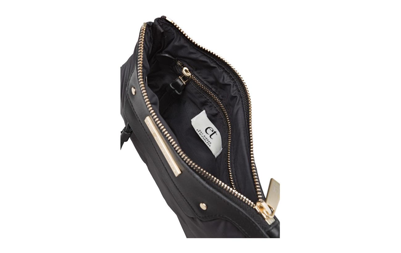 90 Pochette 10 Day Nylon Black Parachute Cuir Et Équipement vXnxq4Sp