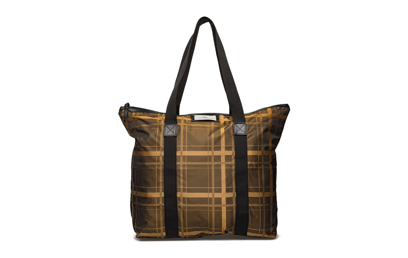 Checky Gweneth Et Polyester 100 Day Bag Silver PnEzFRxqB