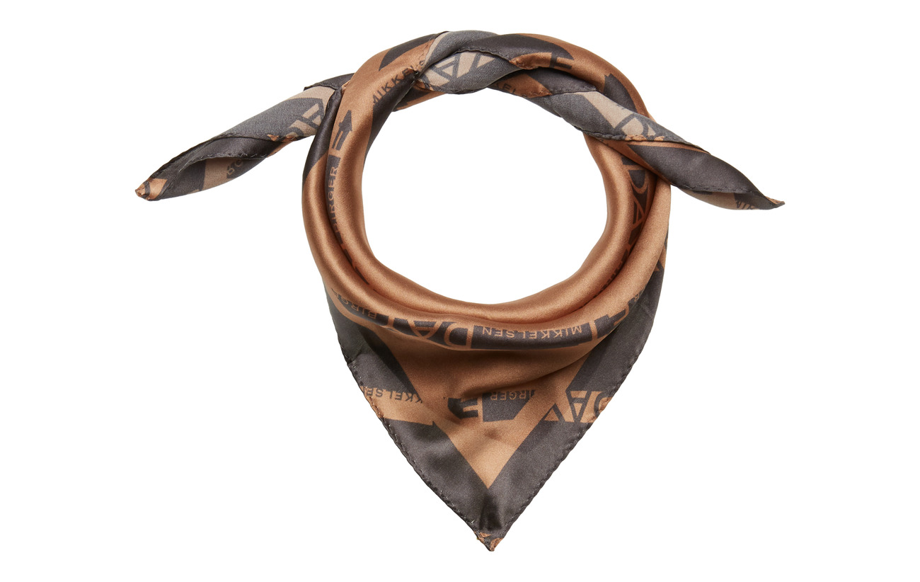 DAY et Day Silk DAY ET Scarf Mini - CHAI