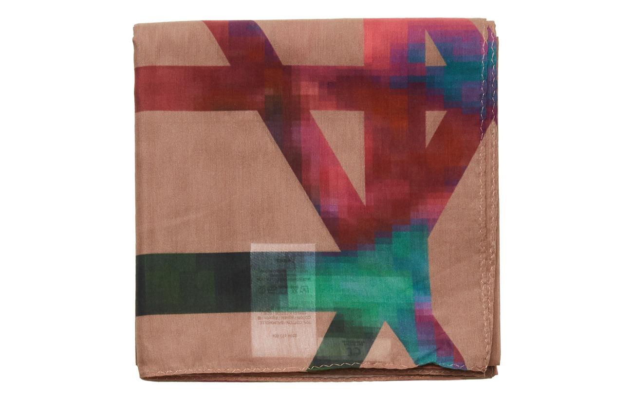 DAY et Day Silkys Geometric Scarf - CHAI