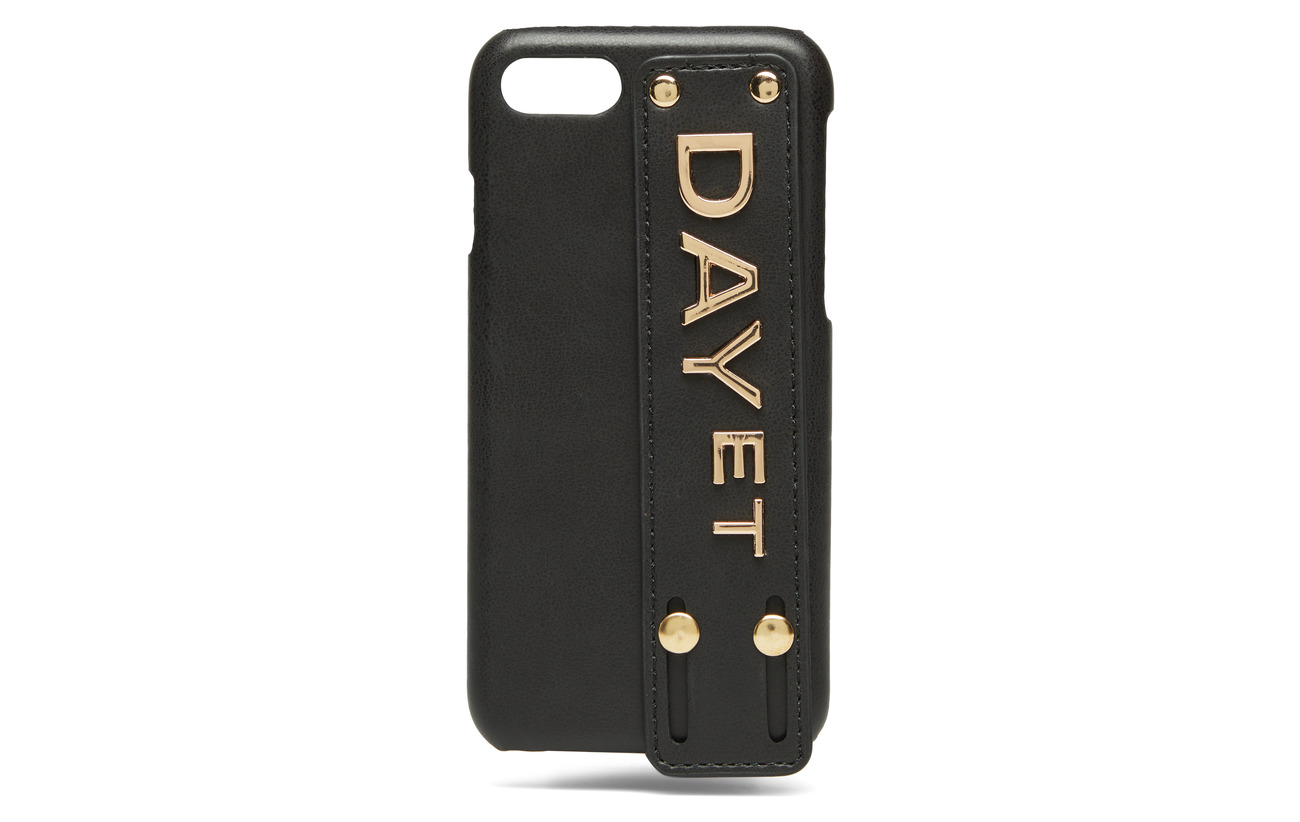 DAY et Day IP Metal Logo cover 7 8 - BLACK