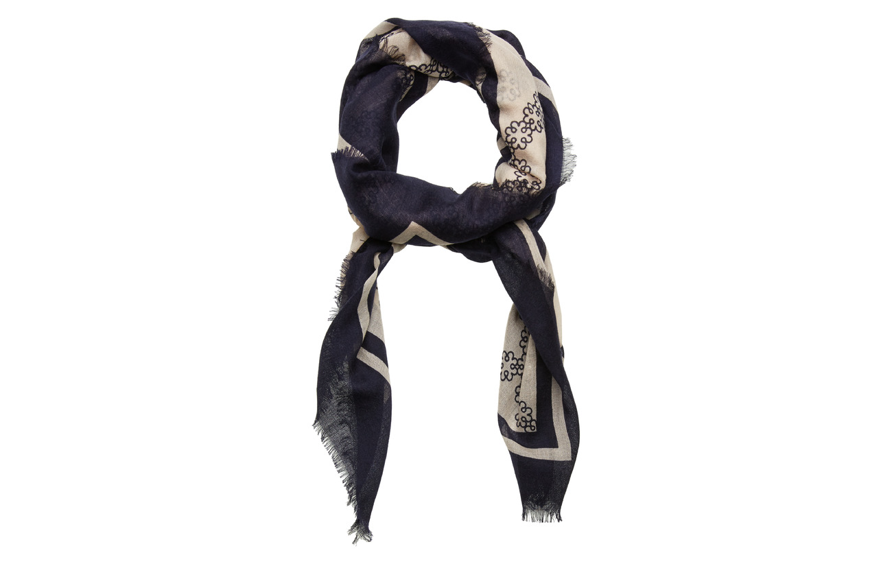 DAY et Day Deluxe Motif Scarf - NIGHT SKY