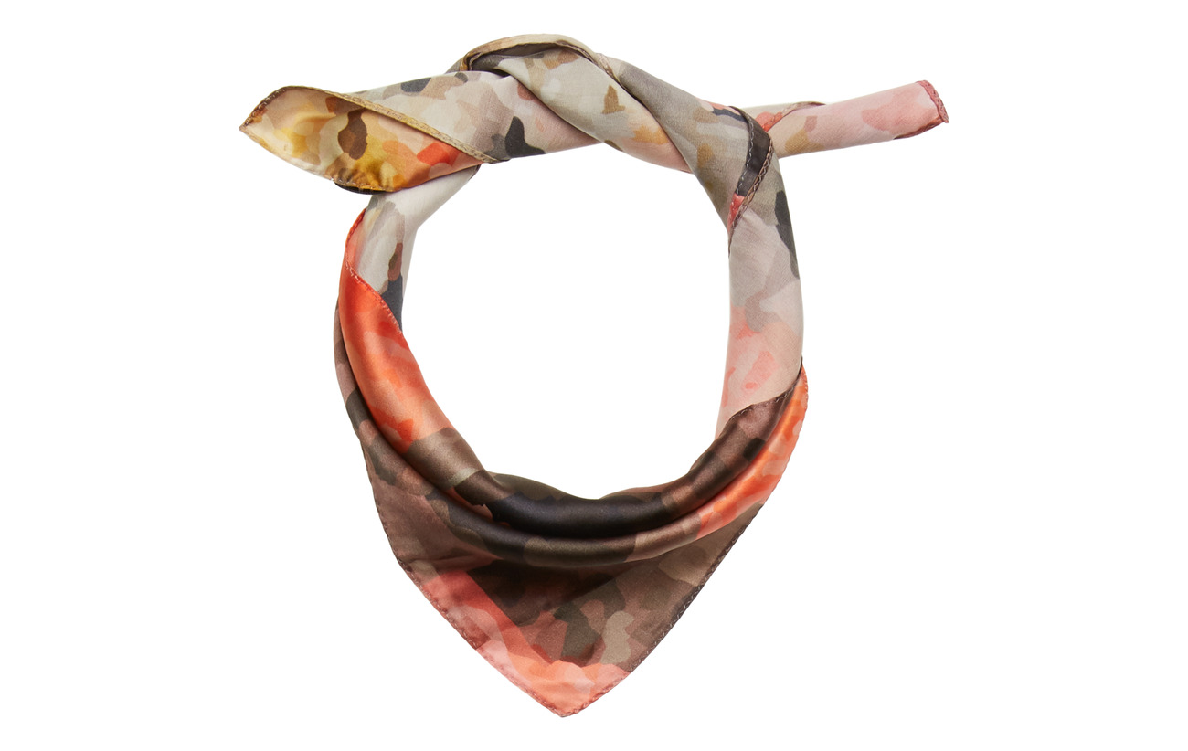 DAY et Day Silk Mineral Scarf Mini - LEAD