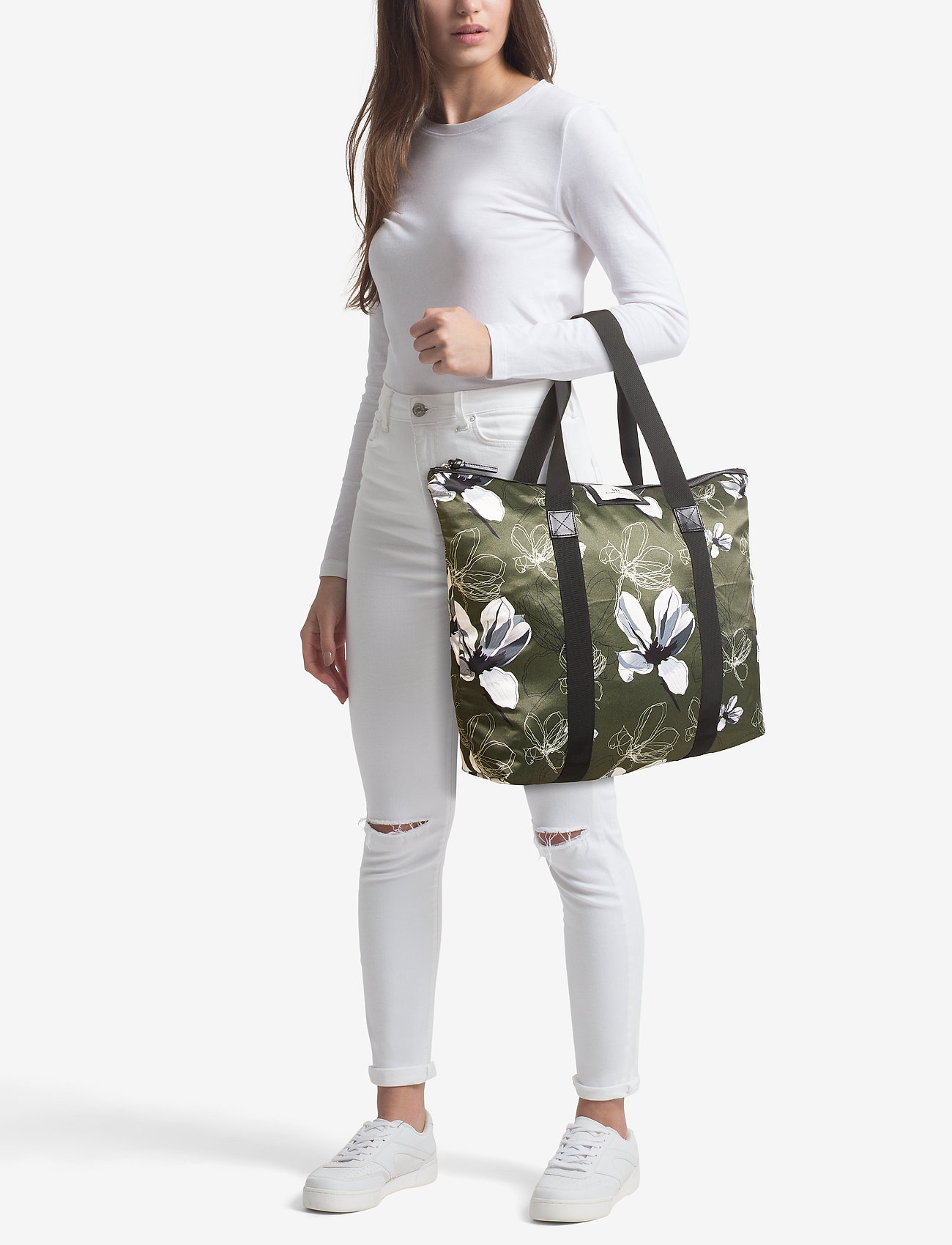 DAY et Day Gweneth P Magnolia Bag   Shoppers