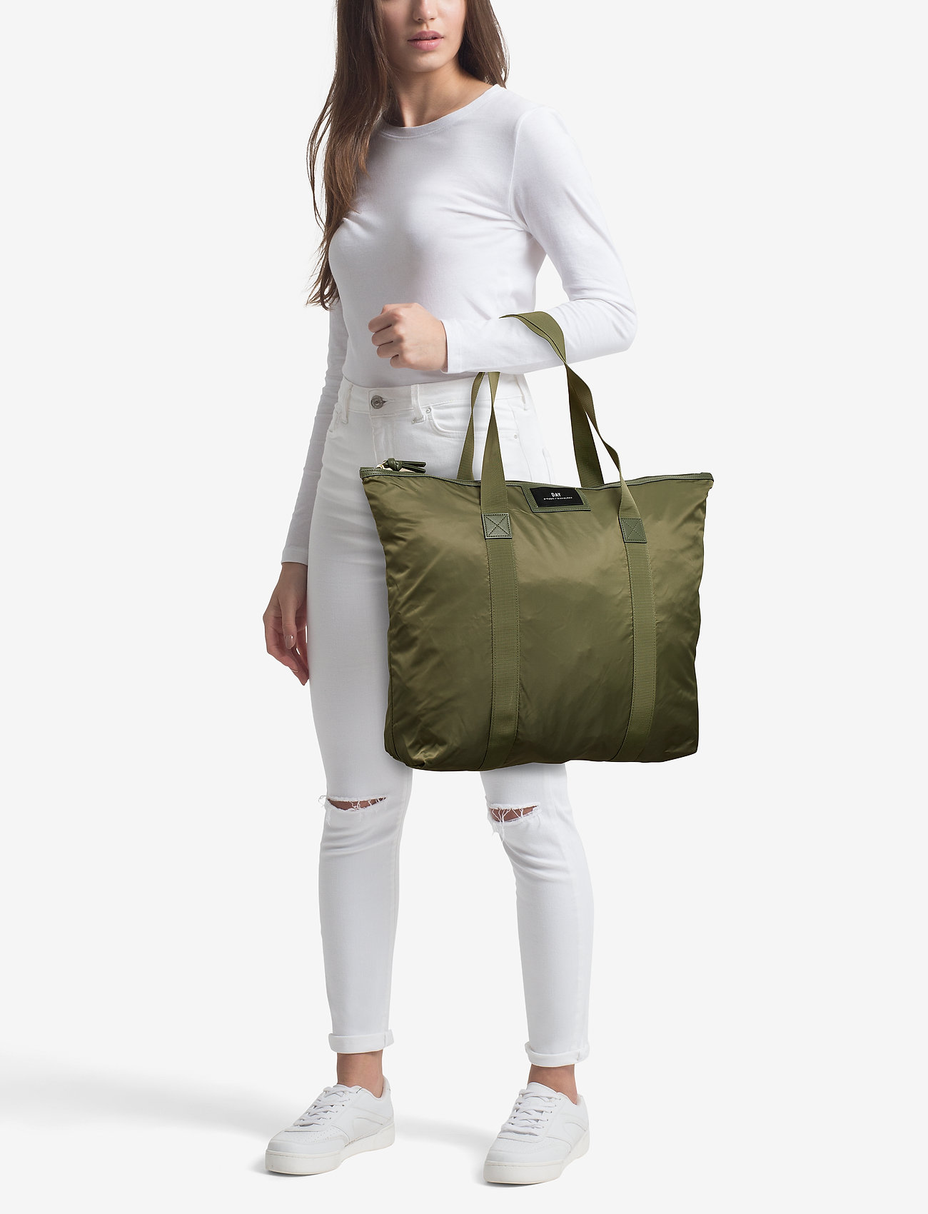 DAY et Day Gweneth Tone Bag - SOLDIER