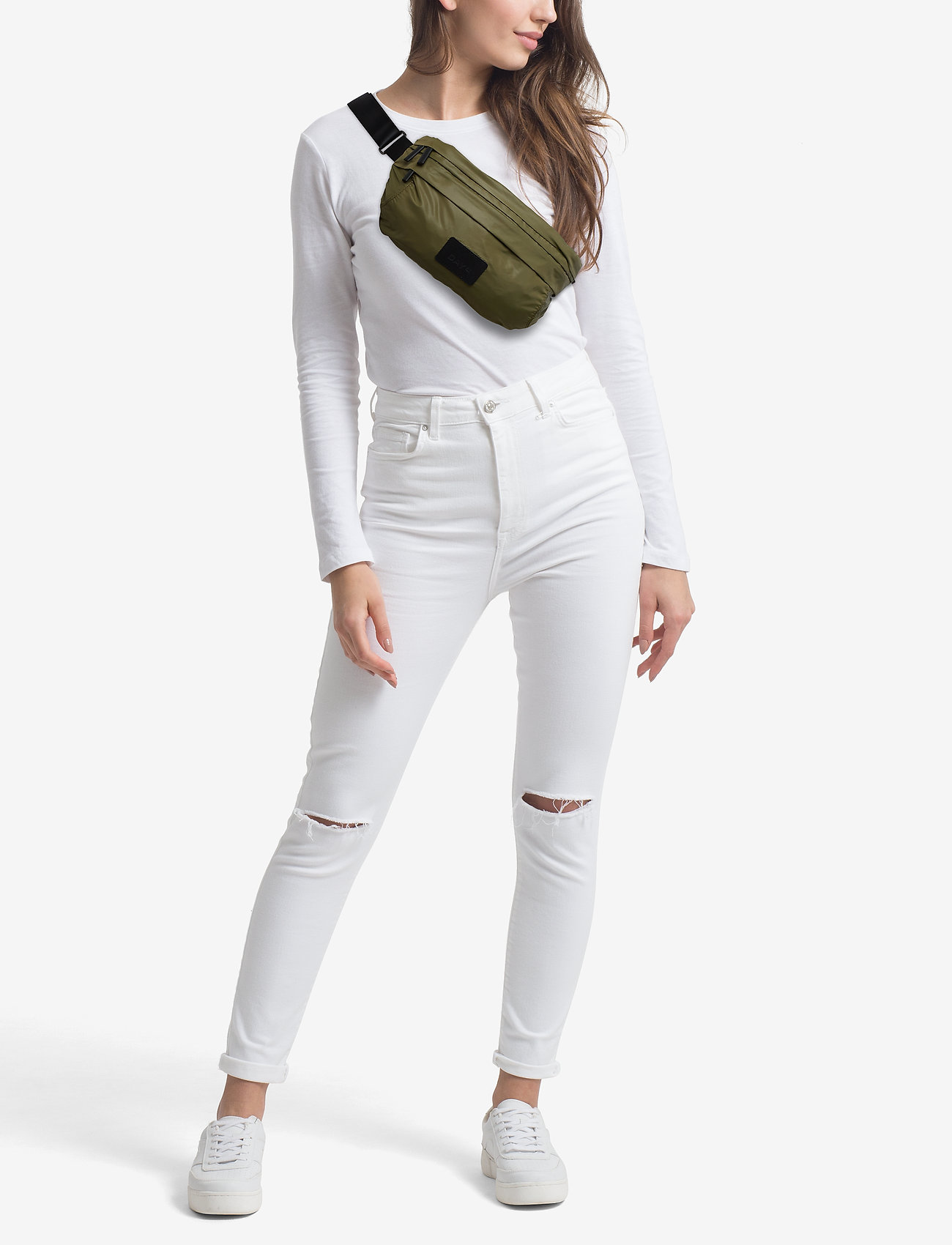 DAY et - Day Smash Bum B - belt bags - ivy green