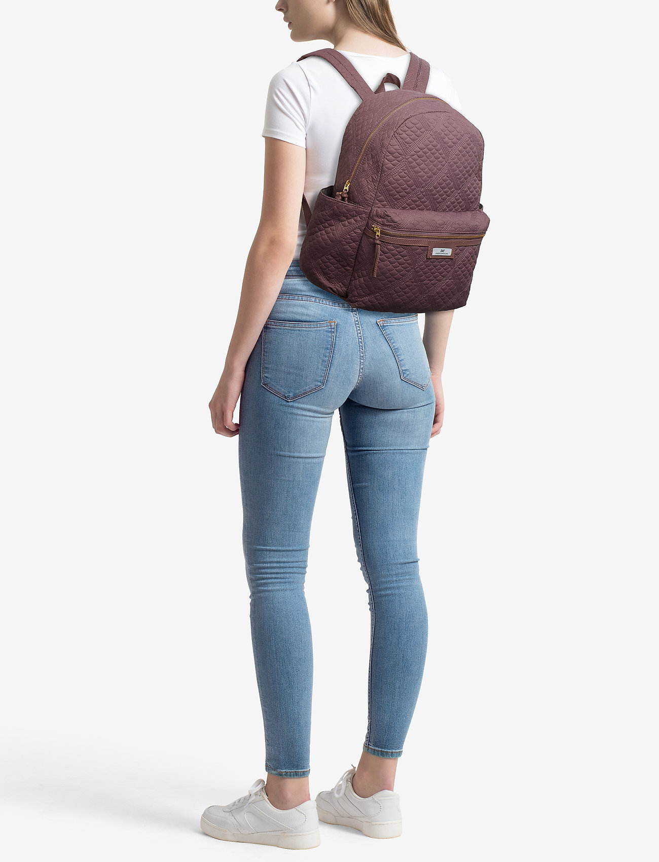 DAY et - Day Gweneth Q Topaz BP B - backpacks - rose taupe