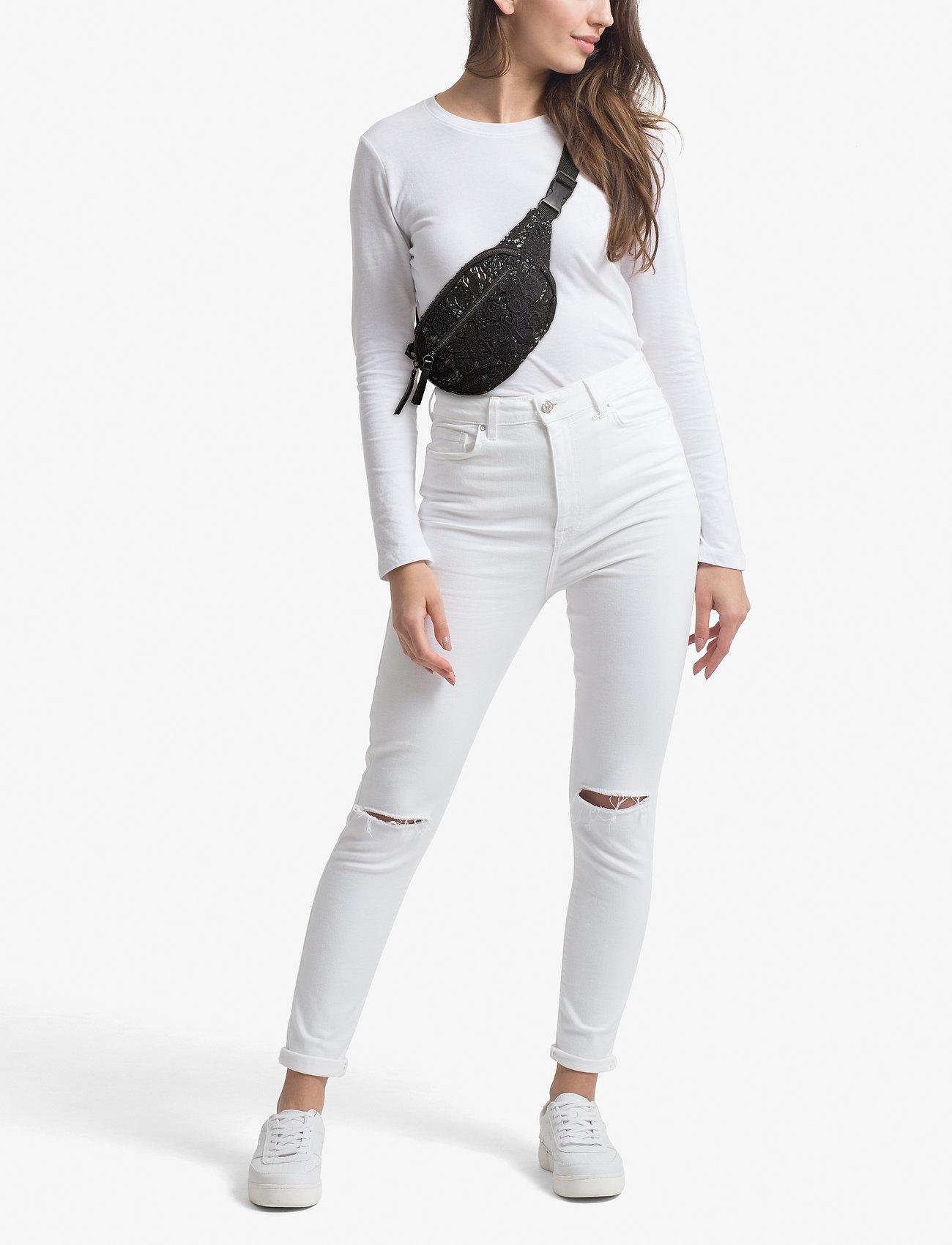 DAY et Day Shimmer Oval Bum Bag - BLACK