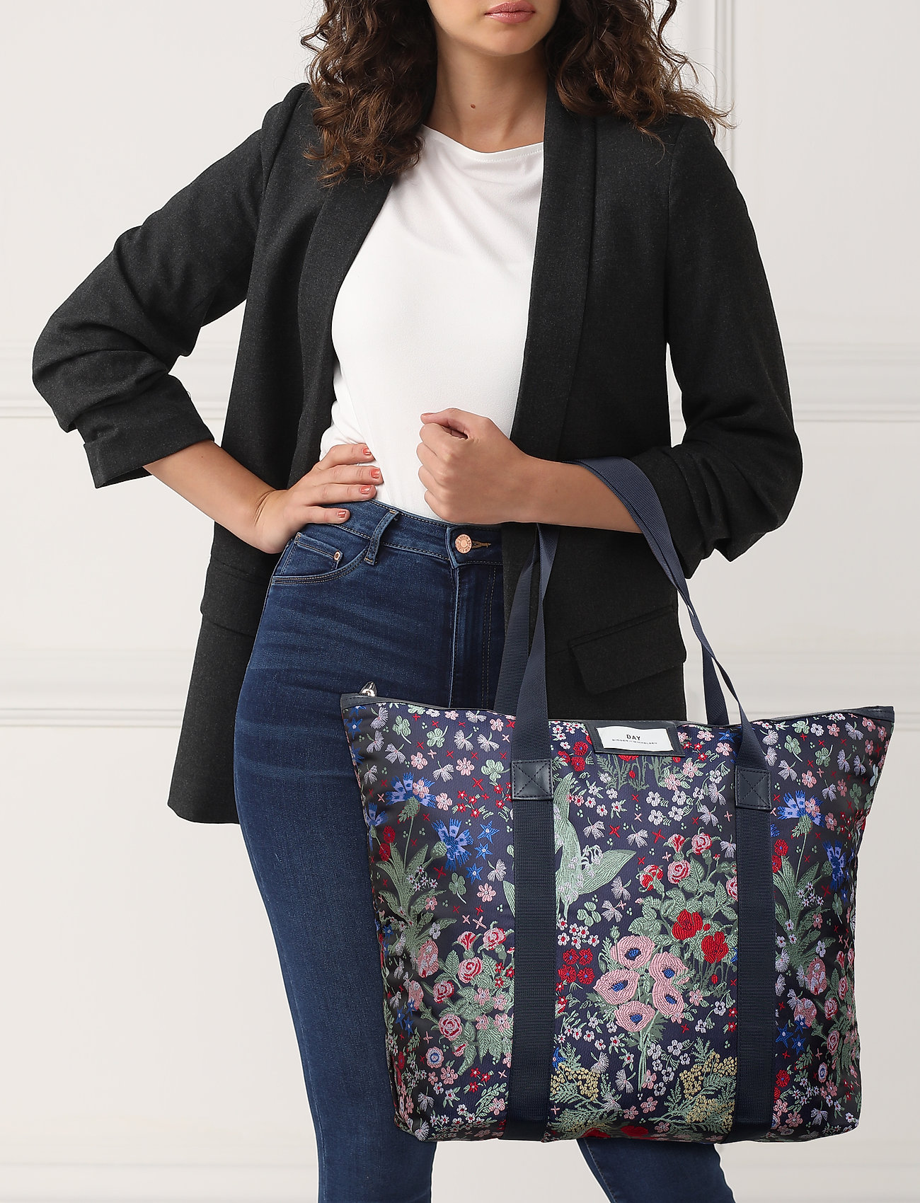 DAY et Day Gweneth Bloomy Bag - MULTI COLOUR