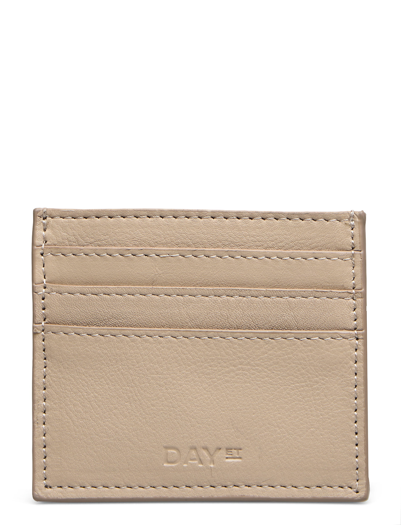 Image of Day Card Bags Card Holders & Wallets Card Holder Beige DAY Et (3344406011)