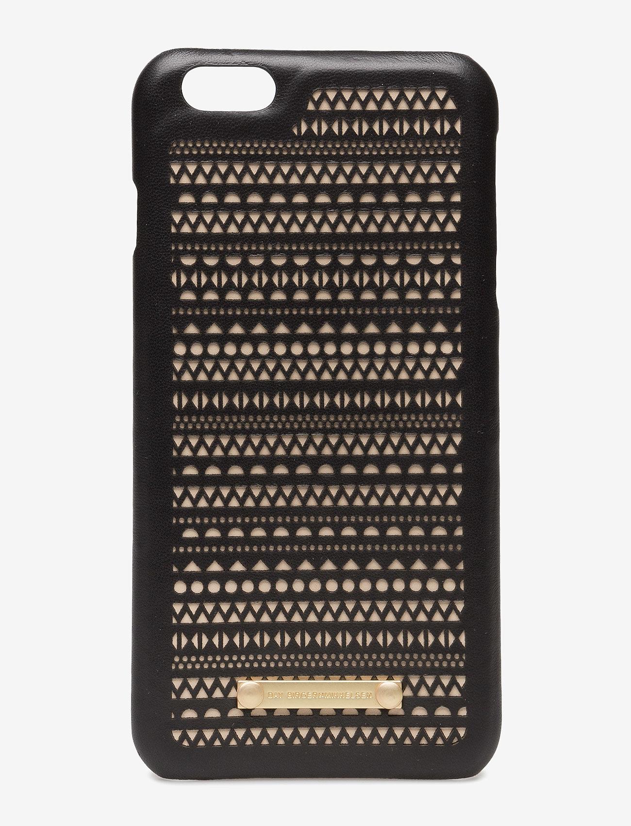DAY et - Day LIP Couper 6 p - puhelimen kuoret - black - 0
