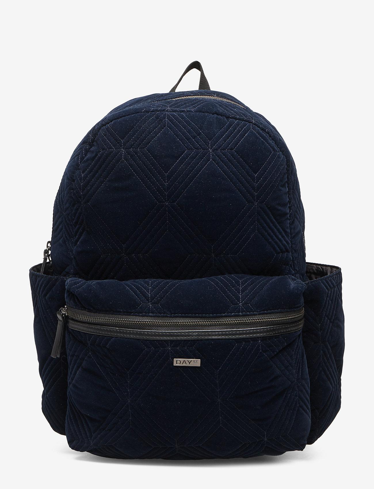DAY et - Day GW Q Velvet BP B - backpacks - night sky