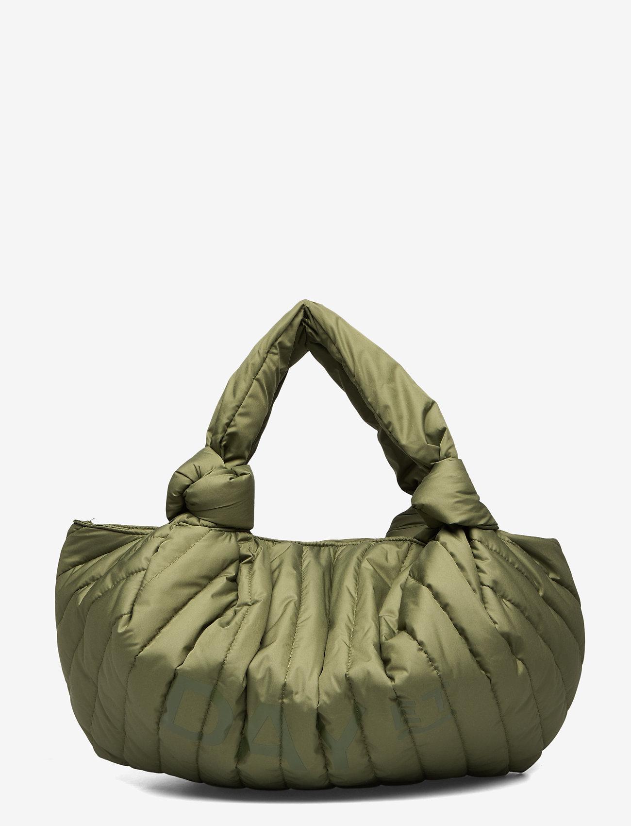DAY et - Day Knotty Pouch B - handtassen - four leaf clover green - 0