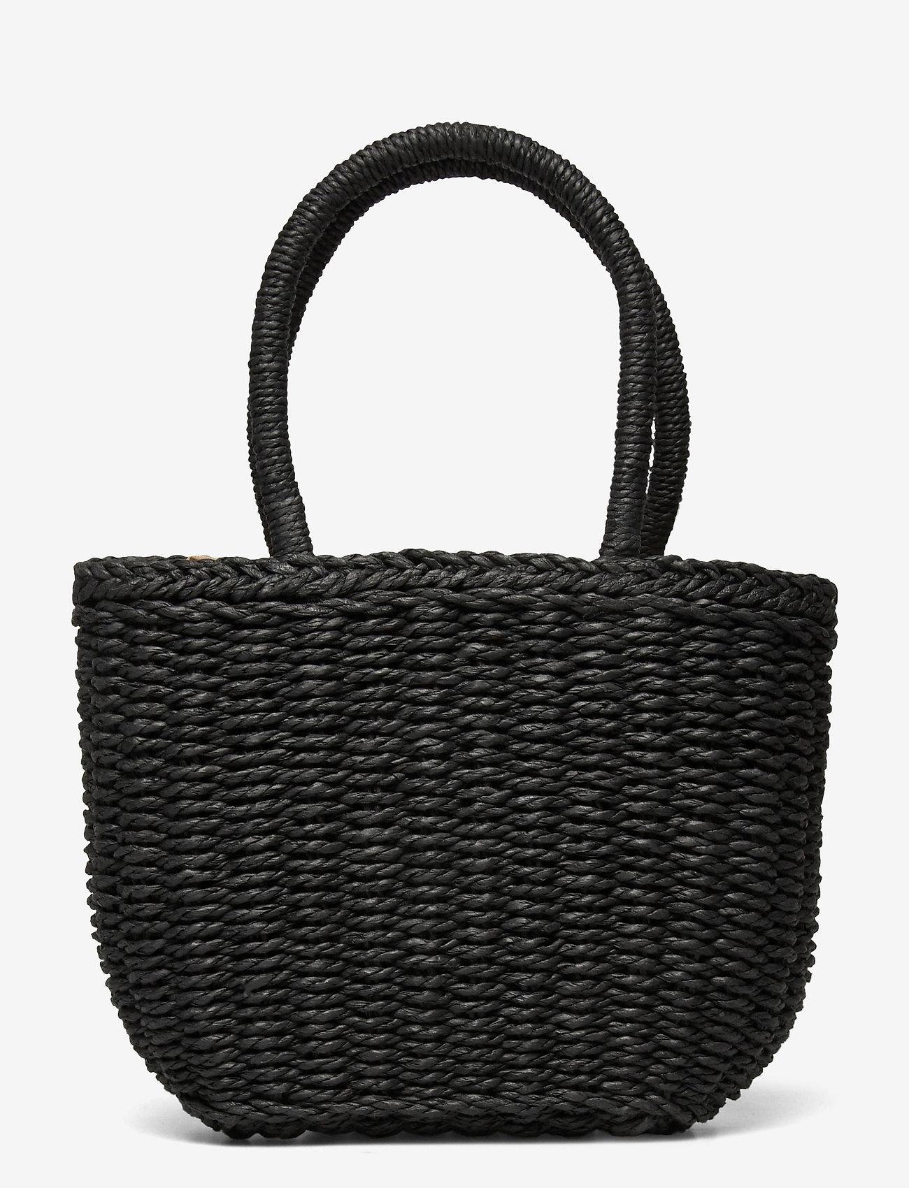 DAY et - Day Beach Basket S - handväskor - black - 1