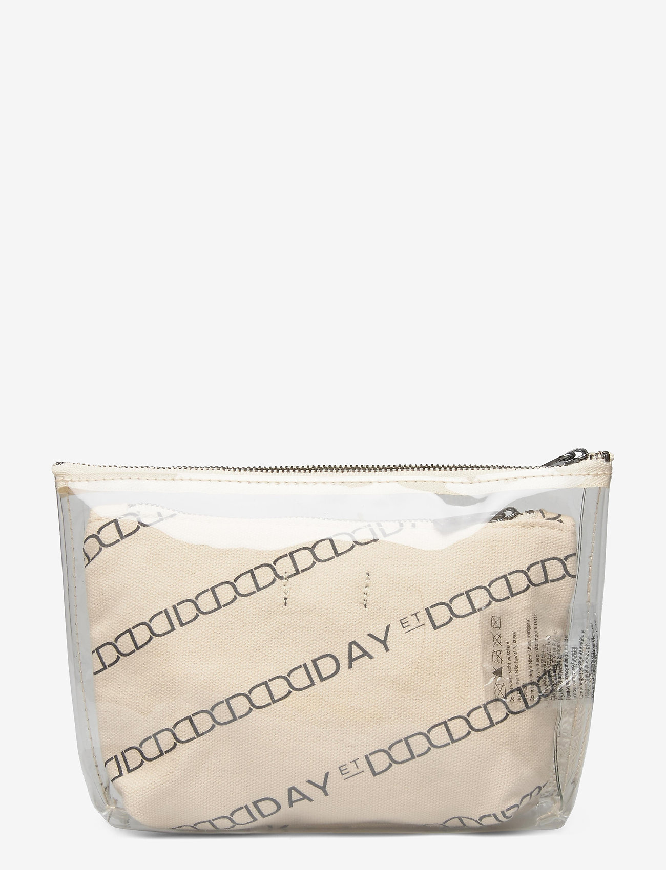 Day Et Canvas Transparent Pouch - Cosmetic Bags