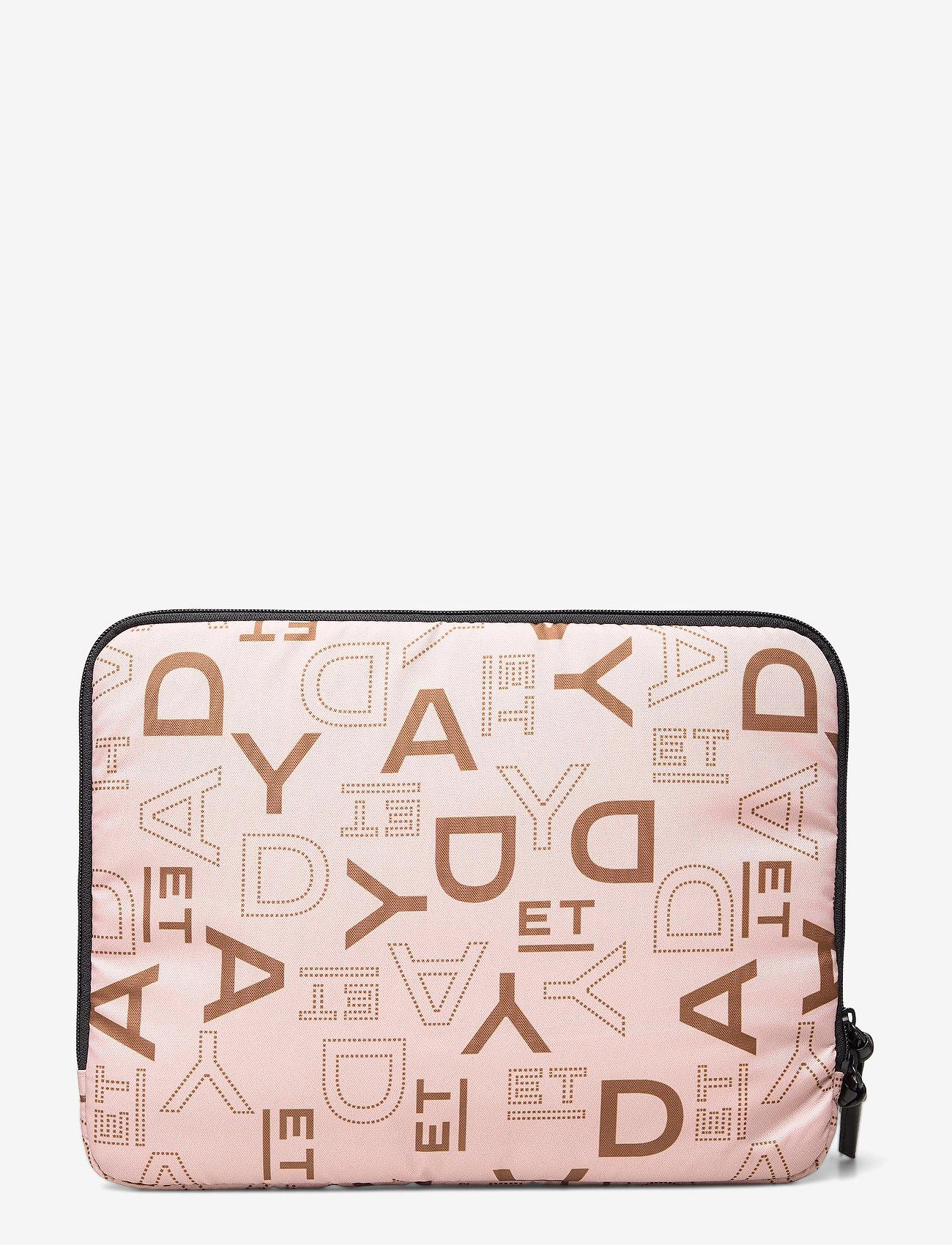 DAY et - Day Gweneth P Logo Rotate Folder13 - laptop-väskor - brush beige - 1