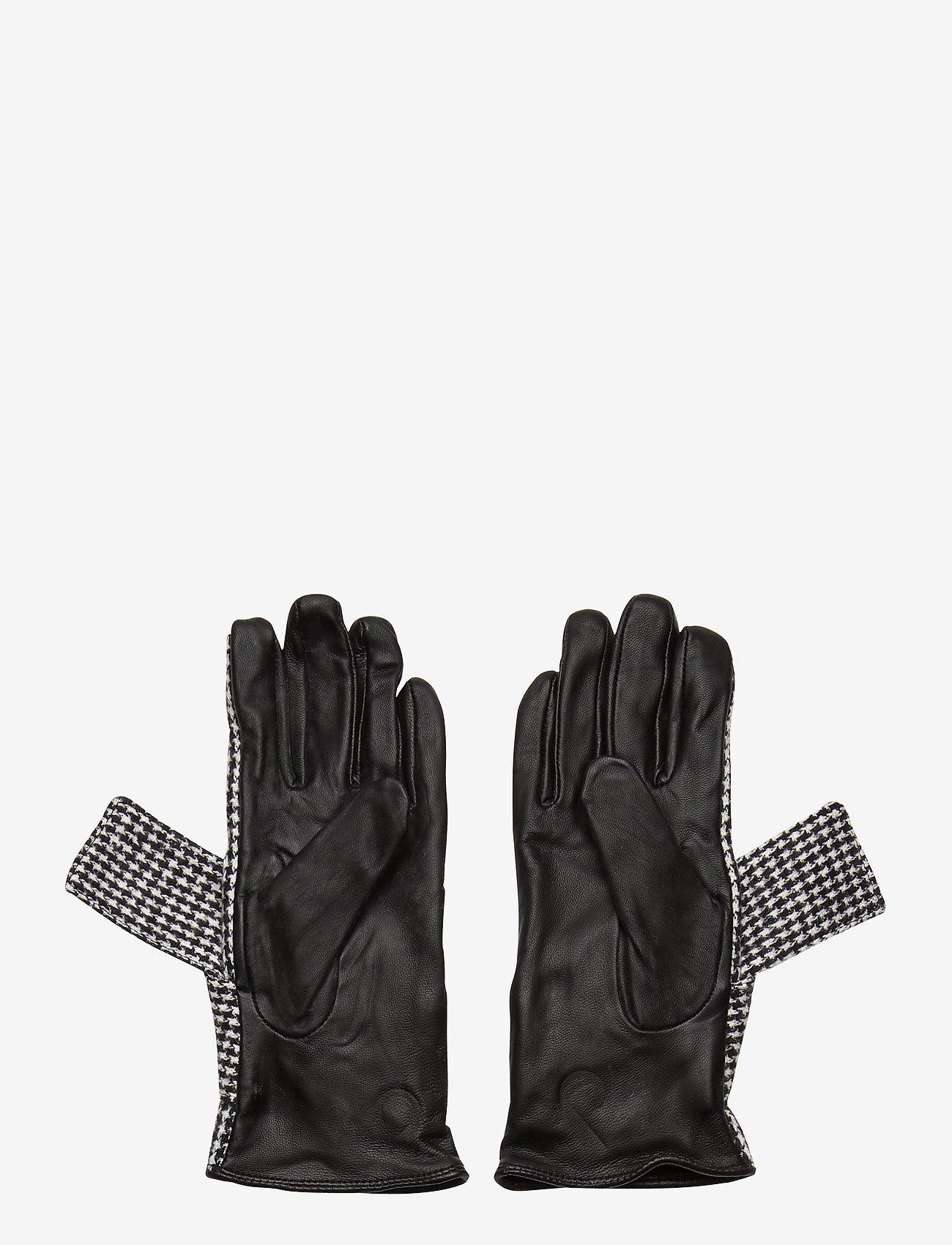 DAY et - Day Glove Check w Bow - handschoenen - black - 1