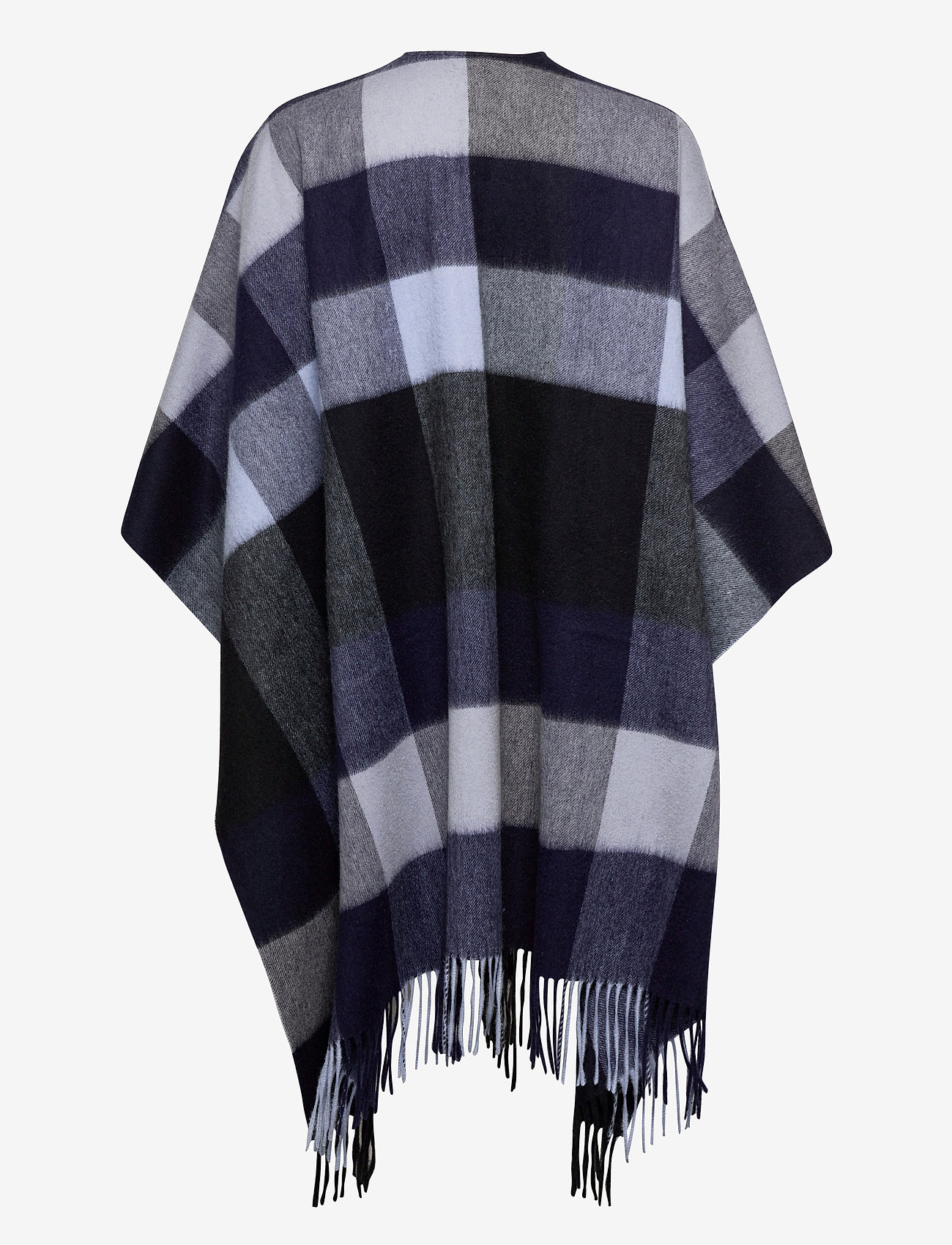 Day Color Box Woven Poncho (Blue Nights) (170 €) - DAY et XGFCt