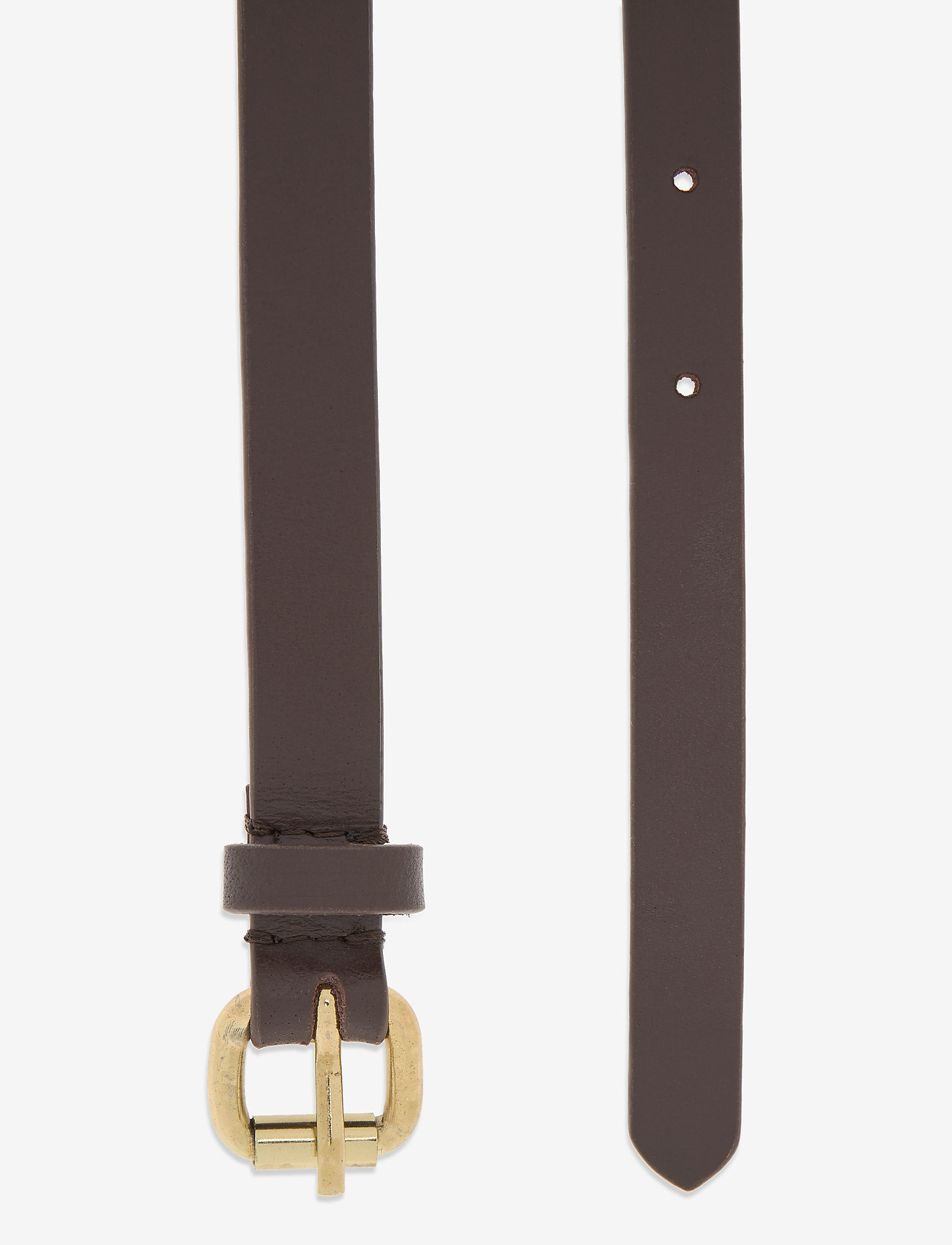 DAY et - Day Narrow Solid Belt - riemen - potting soil brown - 1
