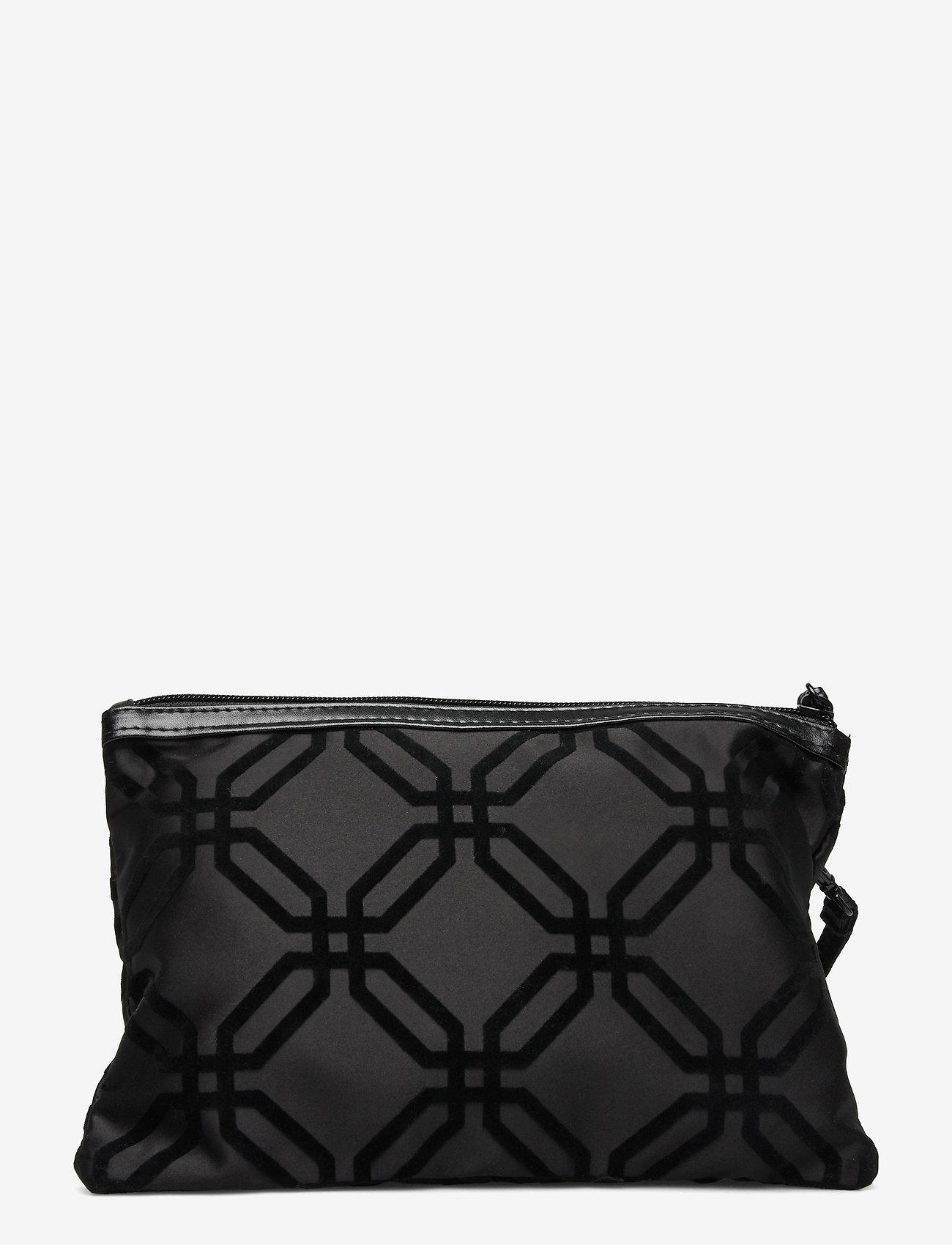 DAY et - Day Gweneth F Octagon Clutch - cosmetic bags - black - 1