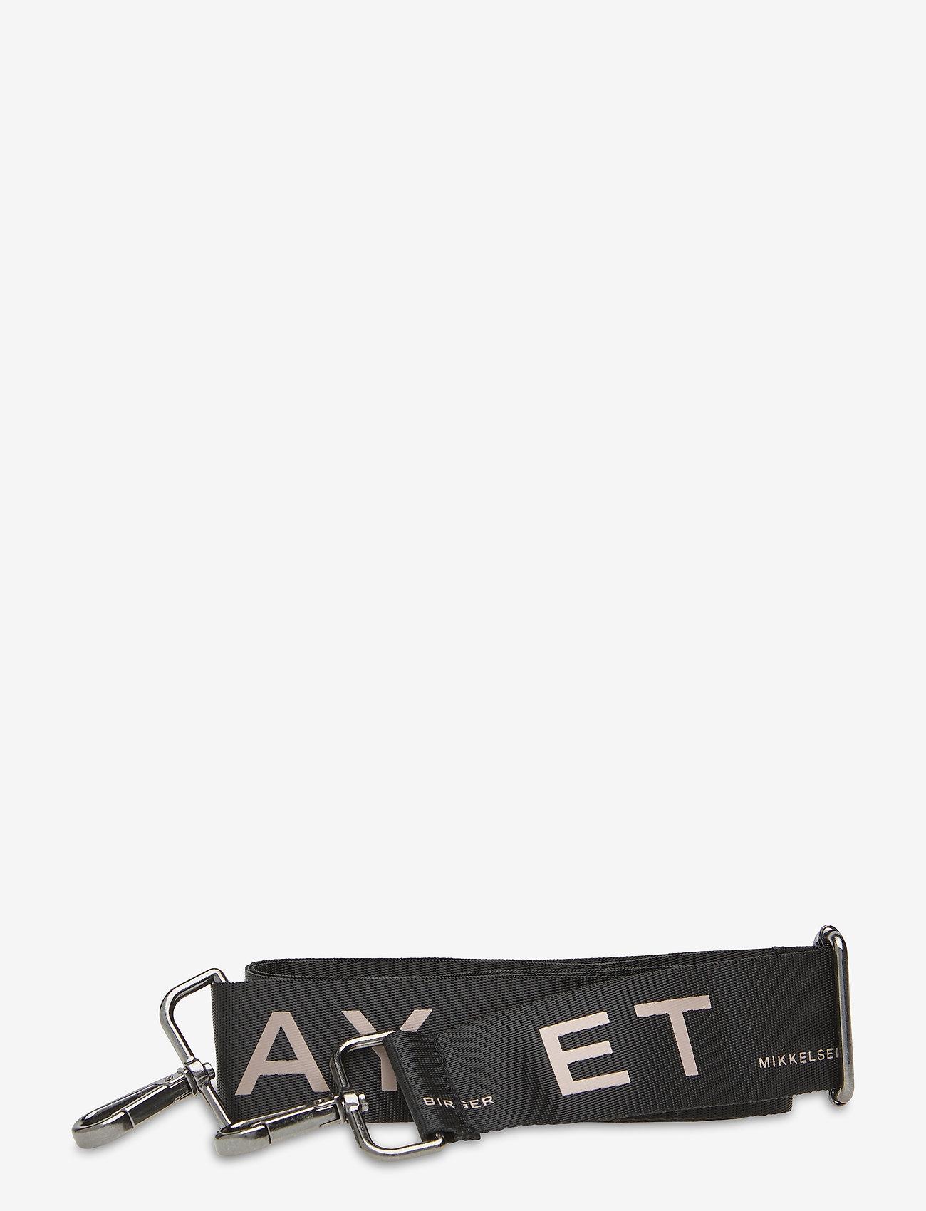 DAY et - Day ET Color Strap - bag straps - black - 0