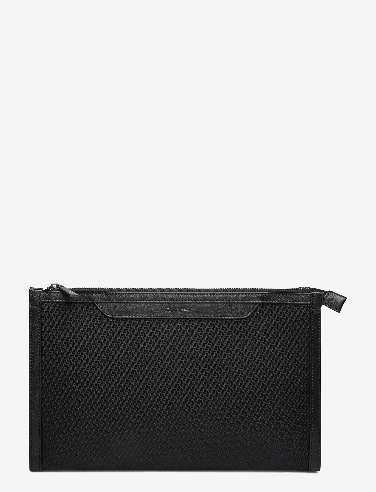 DAY et - Day Structure Canvas Clutch - clutches - black - 0