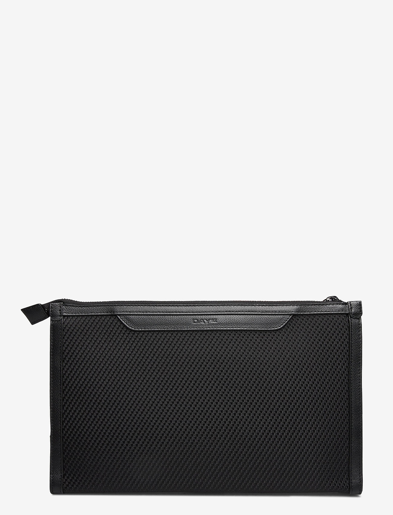DAY et - Day Structure Canvas Clutch - clutches - black - 1