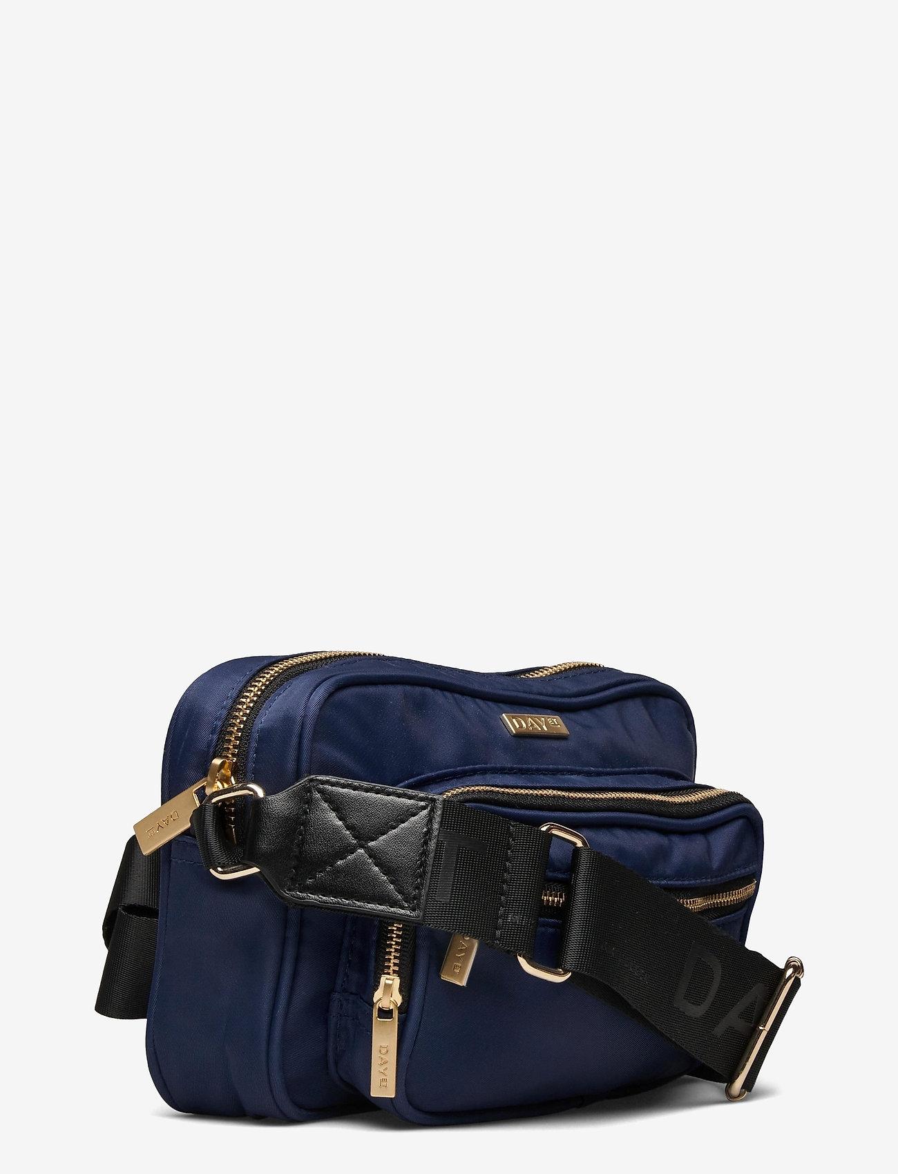 DAY et - Day RE-Logo Band SB S - shoulder bags - true navy - 2