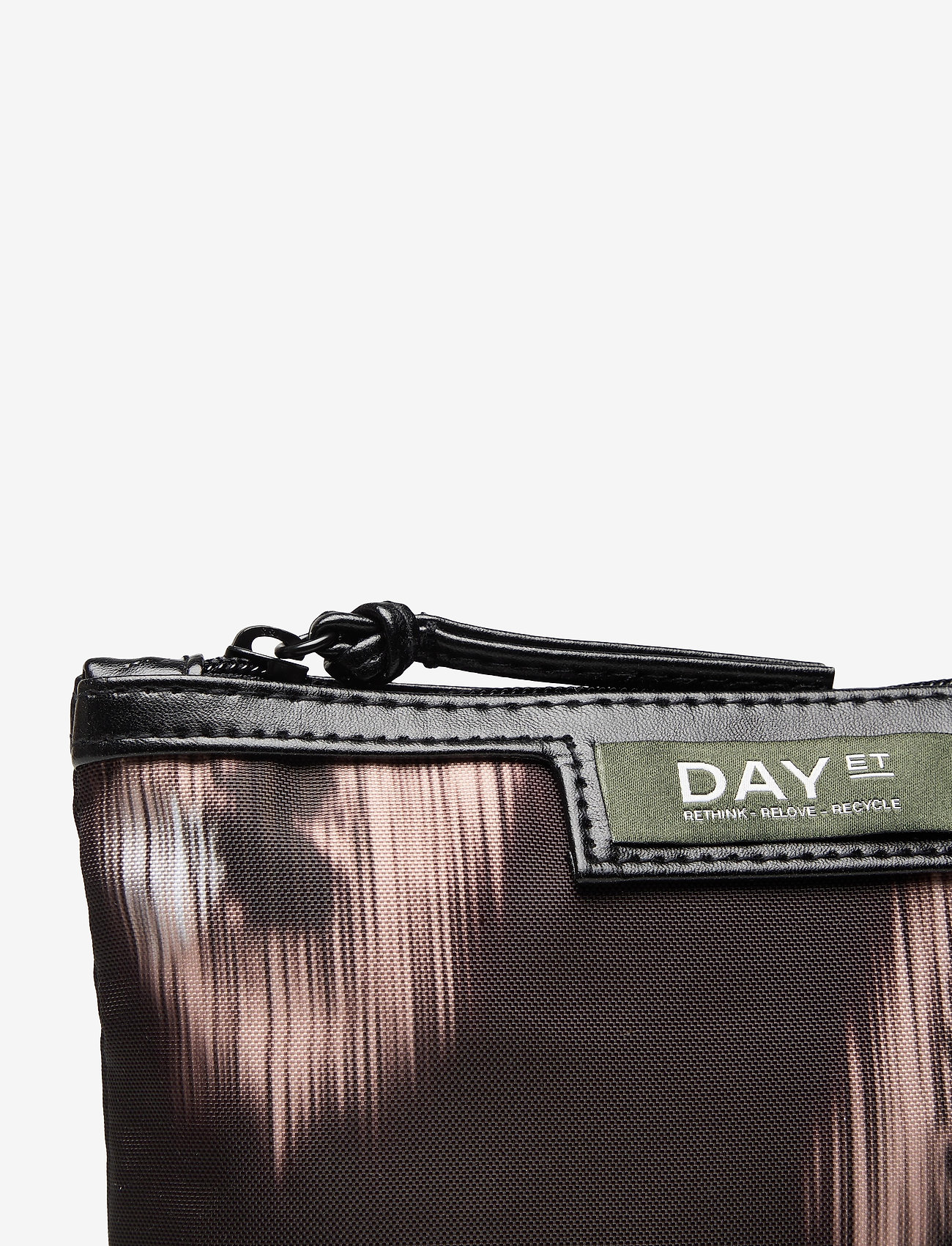 DAY et - Day Gweneth RE-P Ikat Mini - cosmetic bags - black - 3