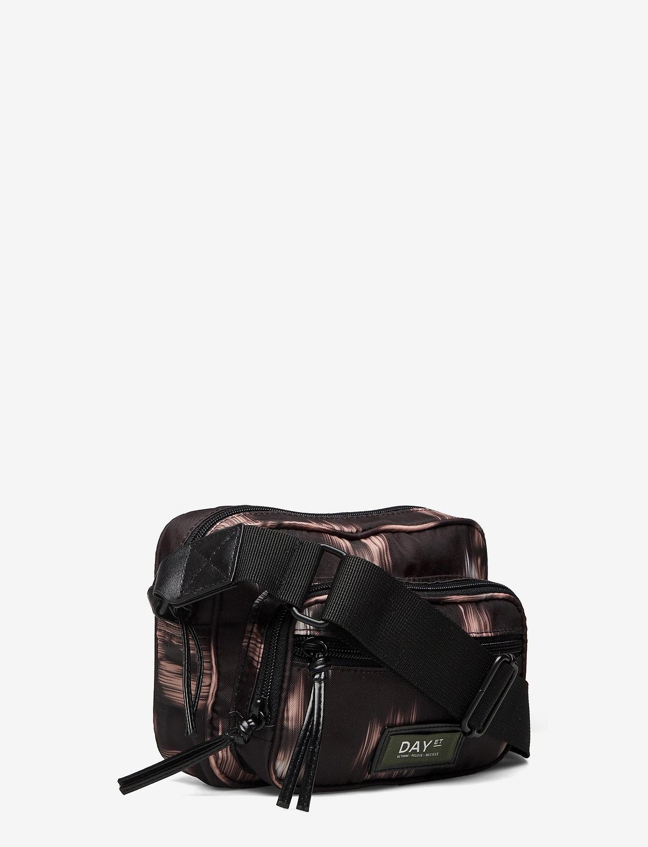 DAY et - Day Gweneth RE-P Ikat SB S - crossbody bags - black - 2