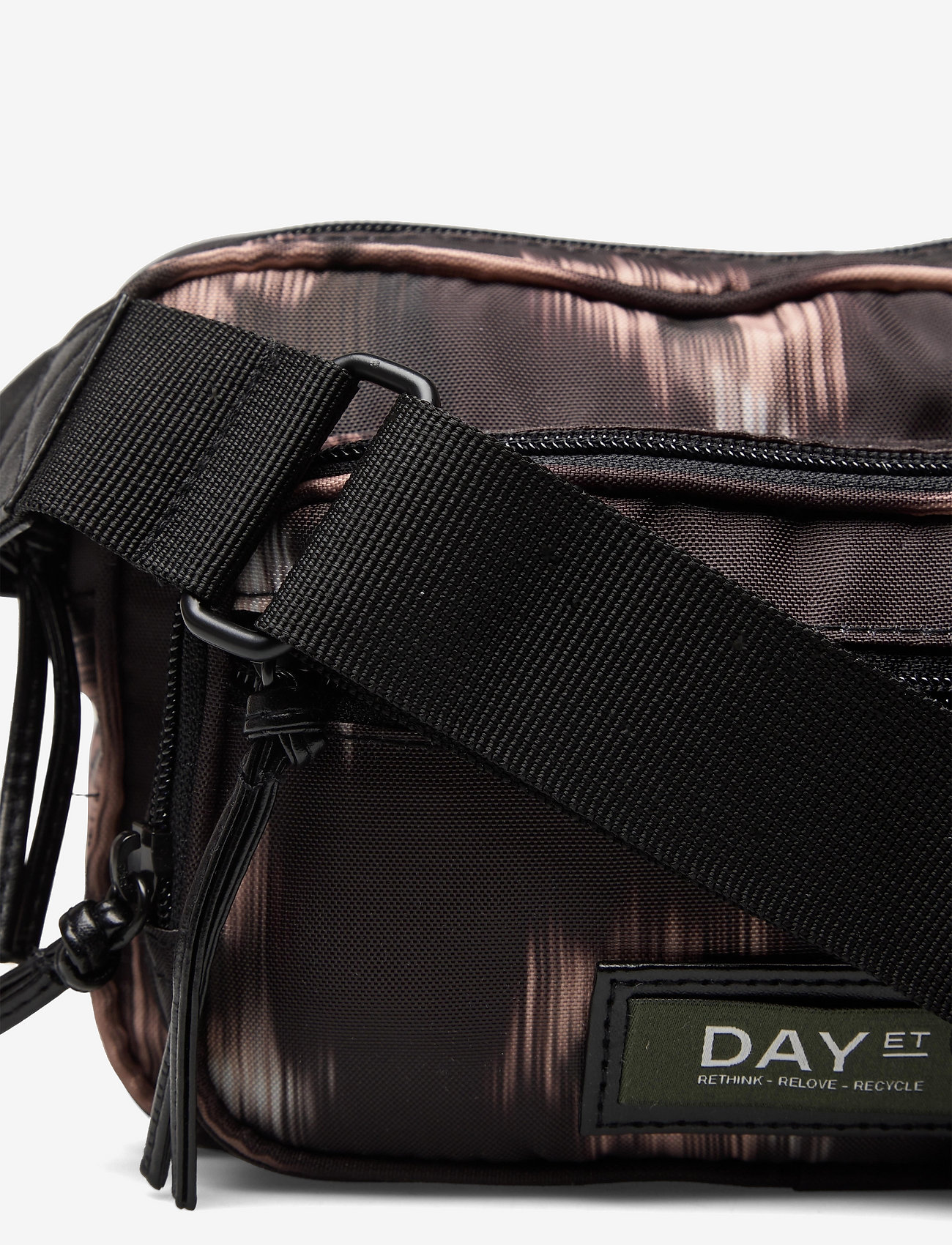DAY et - Day Gweneth RE-P Ikat SB S - crossbody bags - black - 3