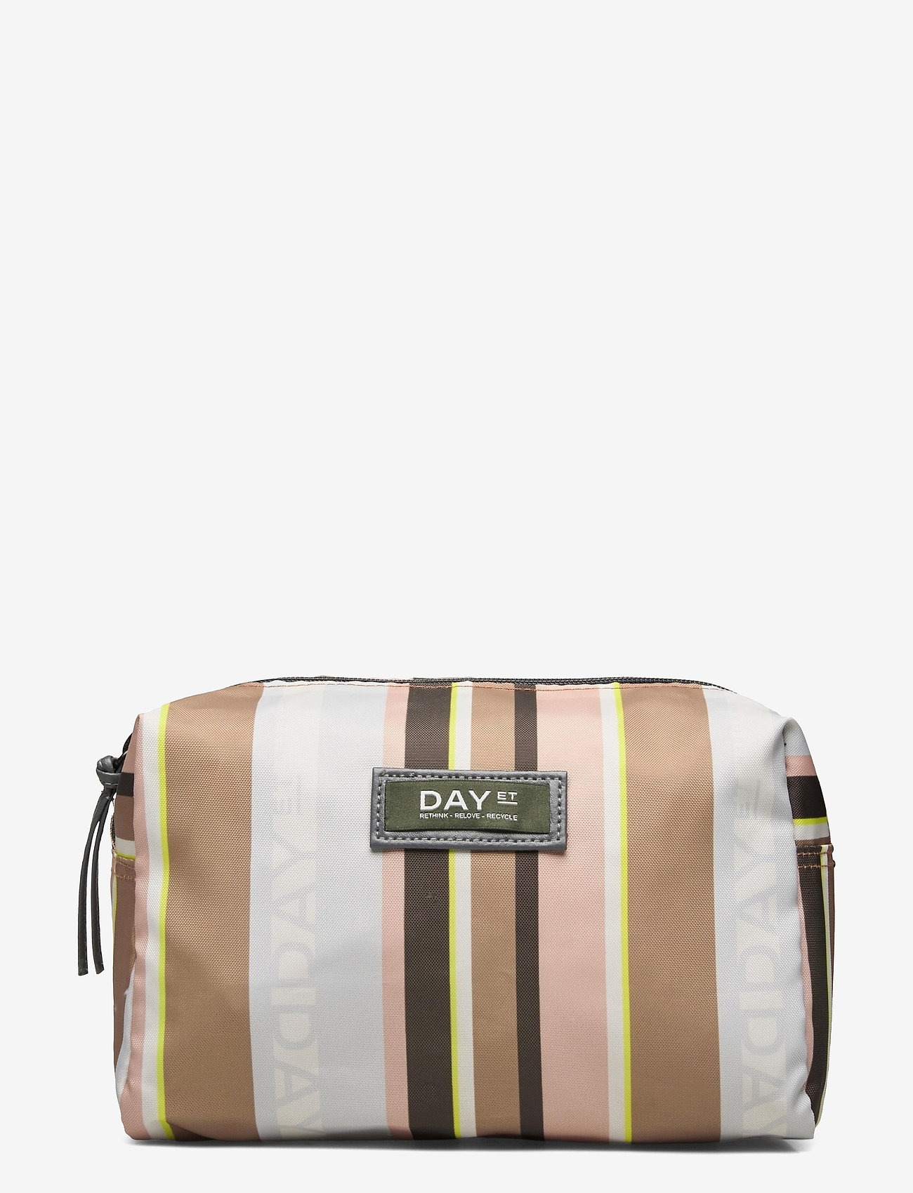 DAY et - Day Gweneth RE-P Stripe Beauty - bags - tigers eye - 0