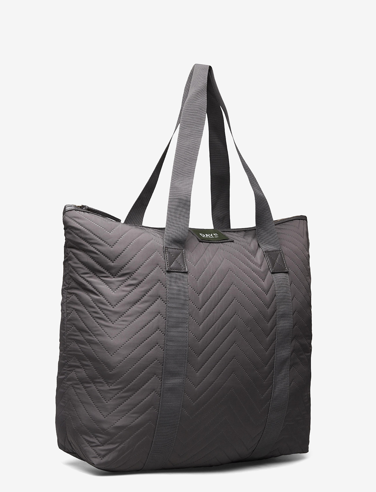 DAY et - Day Gweneth RE-X Chewron Bag - tote bags - forged iron grey - 2