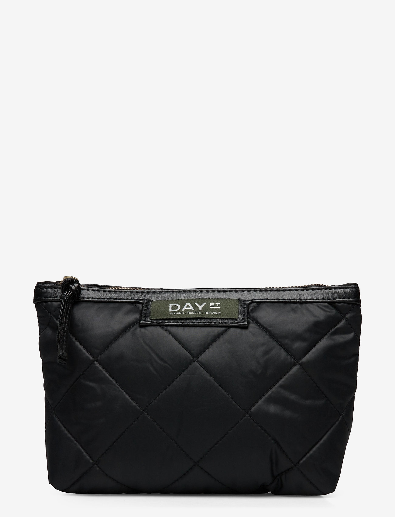 DAY et - Day Gweneth RE-Q Checky Mini - cosmetic bags - black - 0